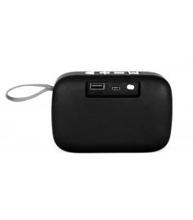 Φορητό Ηχείο Wireless Media-Tech Funky BT MT3156 V.4.2 Μαύρο 3W με 5 Ώρες Αναπαραγωγής, FM Δέκτη, MicroSD και USB Θύρα