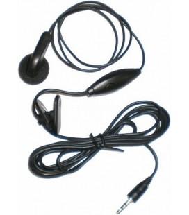 Hands Free για WalkieTalkie Cobra GA-EBM2B Συμβατό με όλα τα Combra PMR Walkie Talkie και με Maxcom WT207/WT360 Μαύρο