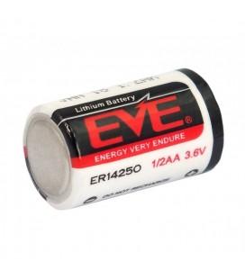 Μπαταρία Eve 14250 Li-ion 3.6V 1/2AA