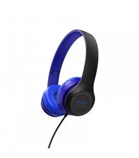 Ακουστικά Stereo Borofone BO5 Star sound 3.5mm Μπλε με Μικρόφωνο και Πλήκτρο Ελέγχου