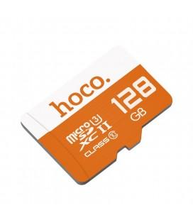 Κάρτα Μνήμης Hoco MicroSDHC 128GB Class 10