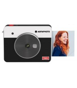 """Φωτογραφική Μηχανή Agfa Square Shot 3X3 Μαύρη 10MP Bluetooth V.4.0 LCD 1.77"""" και Τεχνολογία 4PASS"""