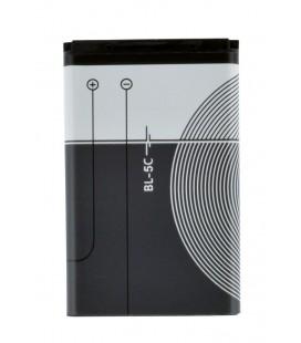 Μπαταρία Ancus BL-5C για Nokia 100/C2-02 Li-ion, 1020mAh, 3.7V Bulk