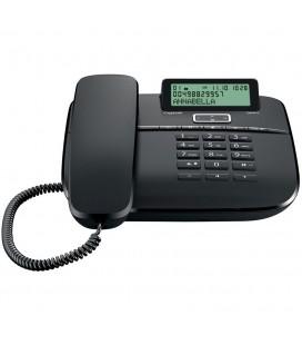 Σταθερό Ψηφιακό Τηλέφωνο Gigaset DA611 Μαύρο