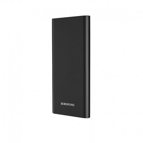 Power Bank Borofone BT19A Universal 15000mAh Micro USB Input & Dual USB 5V/2A Output και ένδειξη LED Μαύρο