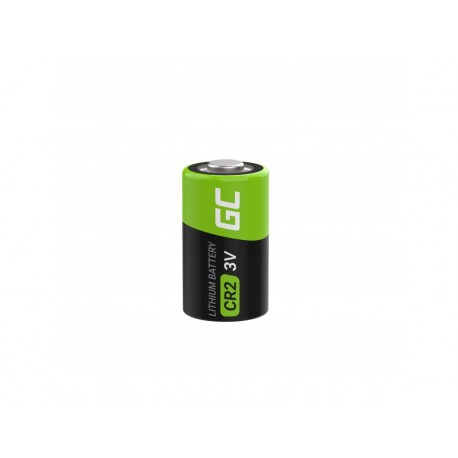 Μπαταρία Lithium Green Cell CR2 3V 800mAh Τεμ. 1