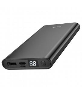 Power Bank Hoco J68 Resourceful 10000mAh USB 2A με LED Ψηφιακές Ενδείξεις Μαύρο