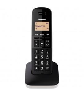 Ασύρματο Ψηφιακό Τηλέφωνο Panasonic KX-TGB610GRW Μαύρο-Λευκό με Πλήκτρο Αποκλεισμού Κλήσεων