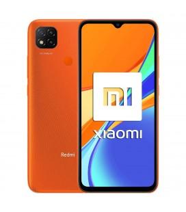 "Xiaomi Redmi 9C Dual Sim 6.53"" 2GB/32GB 4G Πορτοκαλί"