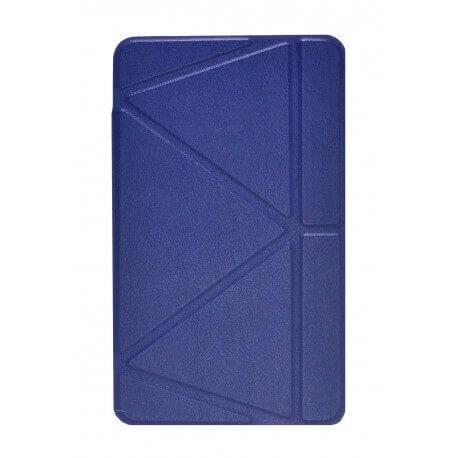 Θήκη Book Ancus Classic για Samsung SM-T330 Galaxy Tab 4 8.0 Μπλέ