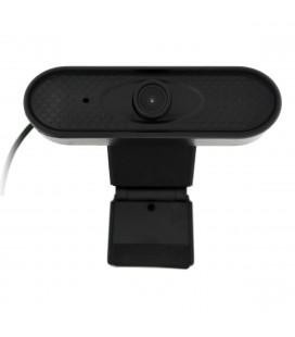 USB Webcam Mobilis P2Α HD 720P 1280X720 με Ενσωματωμένο Μικρόφωνο και Υποδοχή για Τρίποδο. Μαύρη