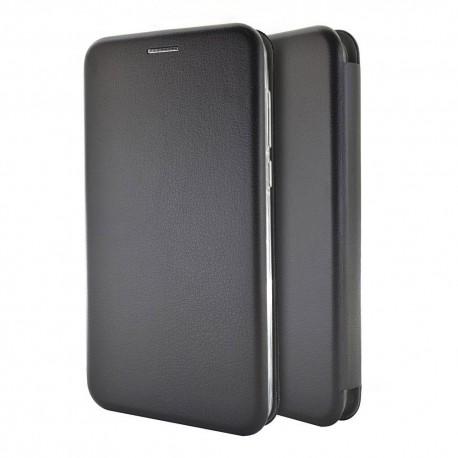 Θήκη Book Ancus Magnetic Curve για Samsung SM-A025F Galaxy A02s TPU Μαύρη