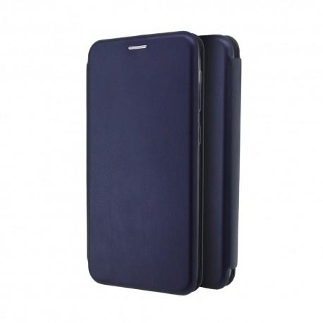 Θήκη Book Ancus Magnetic Curve για Samsung SM-A326B Galaxy A32 5G TPU Σκούρο Μπλε