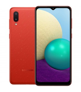 Samsung SM-A022F/DS Galaxy A02 Dual Sim 6.5'' 4G 2GB/32GB Κόκκινη