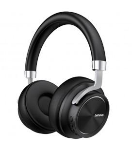 Wireless Ακουστικά Stereo Lenovo HD800 V5.0 με Μικρόφωνο, AUX, Πλήκτρα Ελέγχου & Χρόνο Αναπαραγωγής 300 ώρες Μαύρο