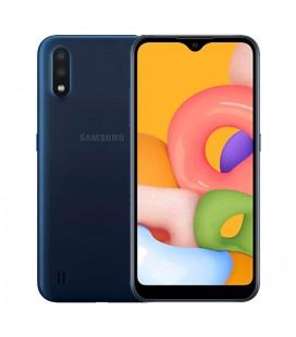 Samsung SM-A015G Galaxy A01 Dual Sim 5.3'' 4G 2GB/16GB Μπλέ NON EU
