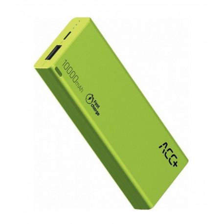 Power Bank Maxcom THIN 10000 mAh Fast Charge Πράσινο