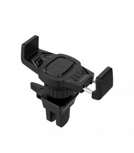 Βάση Στήριξης Αεραγωγού Αυτοκινήτου Hoco CA38 Platinum Sharp Μαύρη