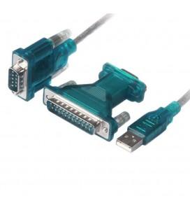 Καλώδιο σύνδεσης Jasper Usb 2.0 to Serial 9/25
