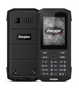 "Energizer Energy 100 Dual Sim 2G 2.4"" 1500 mAh, Bluetooth, Camera, IP54  Μαύρο"