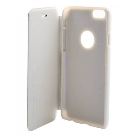 Θήκη Book Nillkin Sparkle για Apple iPhone 6/6S Λευκή