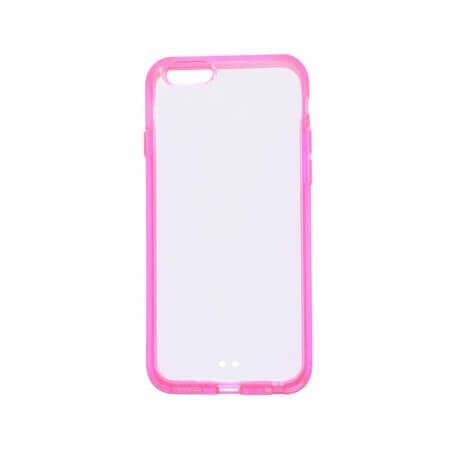 Θήκη Ultra Thin Ancus Invisible για Apple iPhone 6/6S Ροζ