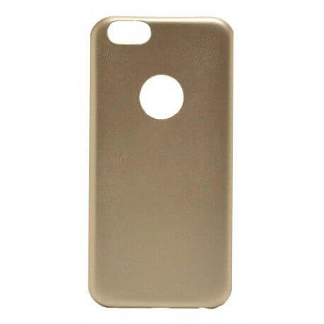 Θήκη PU Ancus Leather Feel για Apple iPhone 6/6S Χρυσαφί