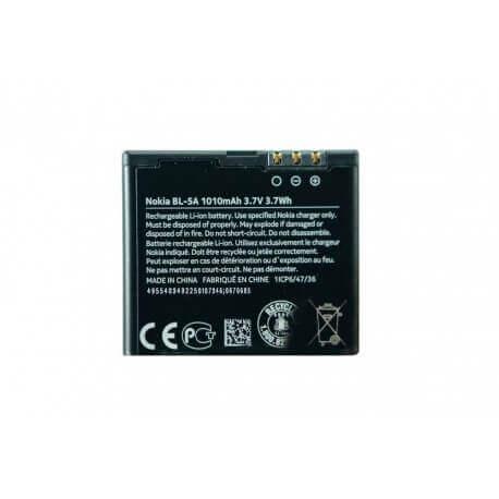 Μπαταρία Nokia BL-5A για Asha 502 Original Bulk
