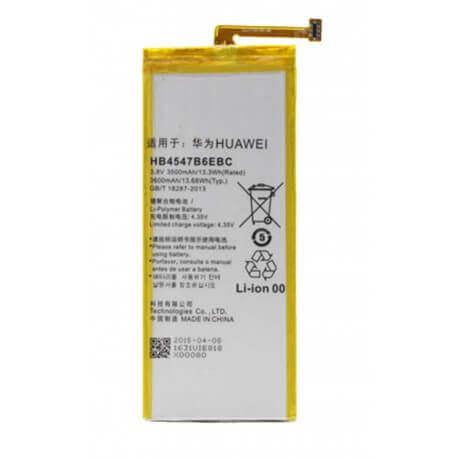 Μπαταρία Huawei HB4547B6EBC για Ascend Honor 6 Plus Original Bulk