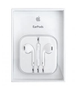 Hands Free Stereo Apple για iPhone 5 EarPods MD827ZM/B