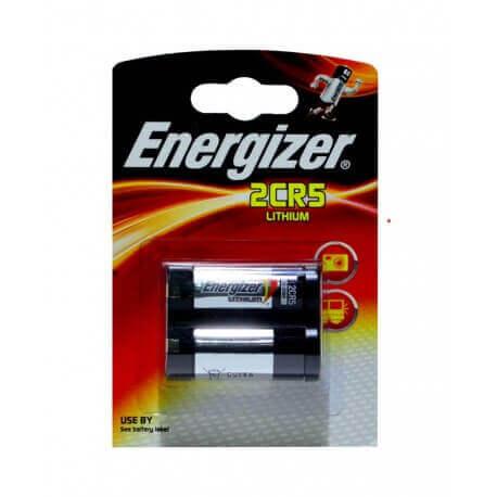 Μπαταρία Lithium Energizer 2CR5 6V Τεμ. 1