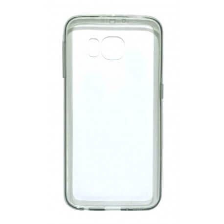 Θήκη Ultra Thin Ancus Invisible για Samsung SM-G920F Galaxy S6 Smoke