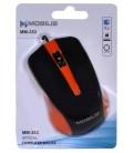 Ενσύρματο Ποντίκι Mobilis MM-353 3 Πλήκτρων 800 DPI Πορτοκαλί (104*66*39mm)
