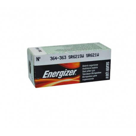 Buttoncell Energizer 364-363 SR621SW SR621W Τεμ. 1