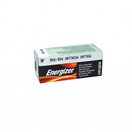Buttoncell Energizer 392-384 SR736SW SR736W Τεμ. 1