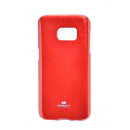 Θήκη Jelly Goospery για Samsung SM-G930F Galaxy S7 Κόκκινη by Mercury