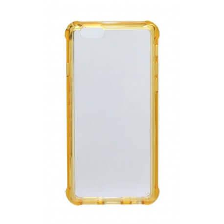 Θήκη Ultra Thin Ancus Hard Invisible για Apple iPhone 6/6S Χρυσαφί