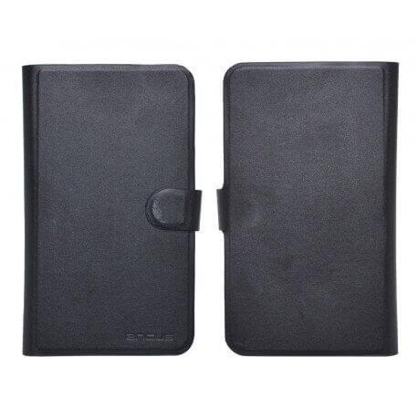 """Θήκη Book Ancus Grab Series Universal για Smartphone 5.5"""" - 6.0"""" Μαύρη"""