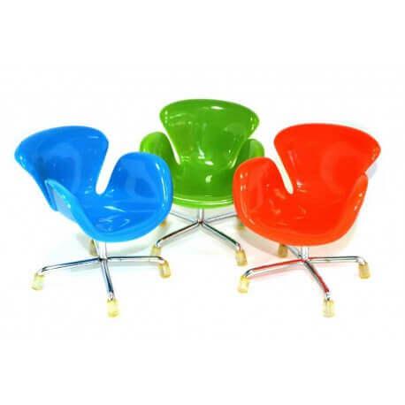 Βάση Στήριξης Κινητού Τηλεφώνου Armchair Mini Universal Διαφόρων Χρωμάτων (1 Τεμάχιο)
