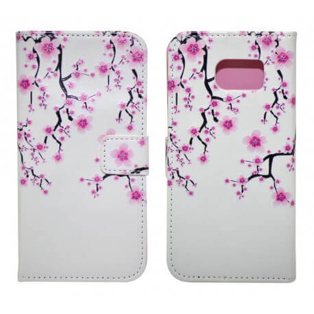 Θήκη Book Ancus Art Collection για Samsung SM-G920 Galaxy S6 Almond Tree