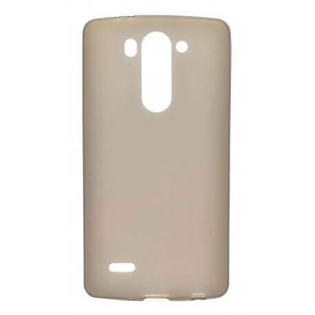 Θήκη TPU Ancus για LG G3 S D722 (G3 Mini) Smoke