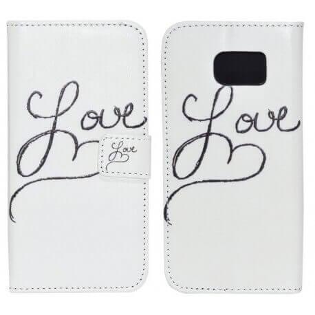 Θήκη Book Ancus Art Collection για Samsung SM-G920 Galaxy S6 Love