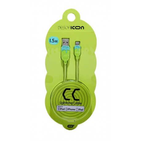 Καλώδιο σύνδεσης Desoficon CC ICA0002 1.5m 2.4A