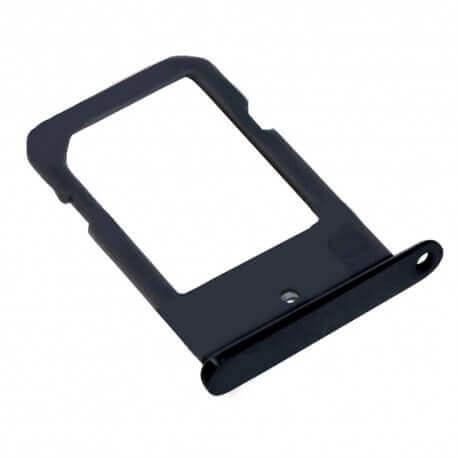 Βάση Κάρτας Sim Samsung SM-G925F Galaxy S6 Edge Μαύρο Original GH98-35872A