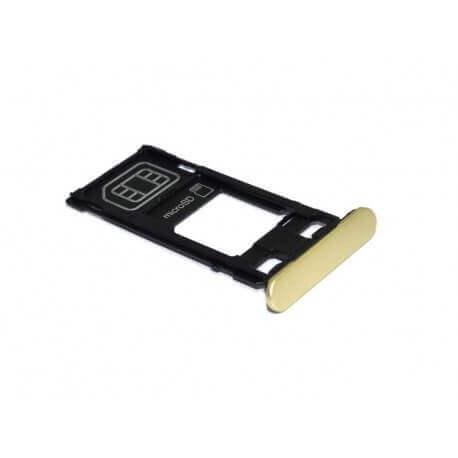 Βάση Κάρτας Sim/Μνήμης Sony Xperia X F5121 Lime Original 1302-4832