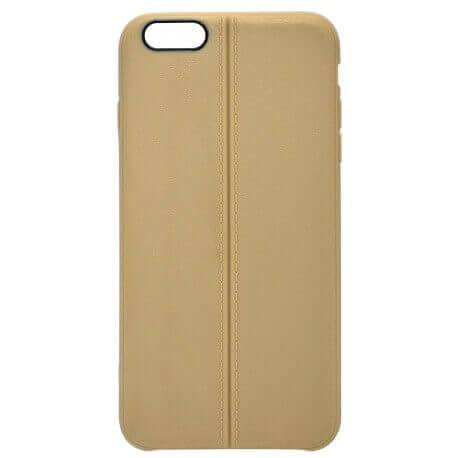 Θήκη TPU Ancus Leather Feel για Apple iPhone 6 Plus/6S Plus Χρυσαφί