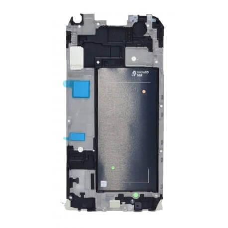 Πλαίσιο Οθόνης Samsung SM-G903F Galaxy S5 Neo Μαύρο Original GH98-37881A