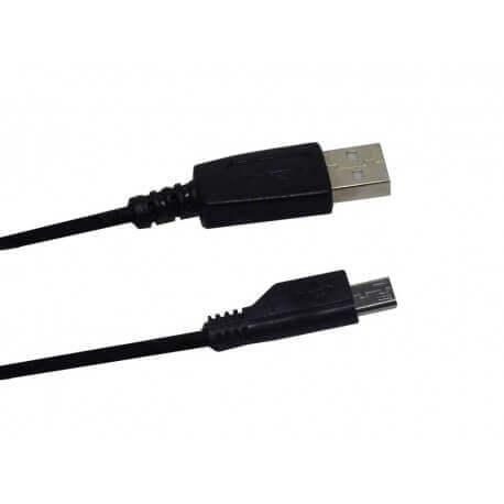 Καλώδιο σύνδεσης Ancus USB σε Micro USB με Μακρύ Κονέκτρορα για Αδιάβροχα Τηλέφωνα