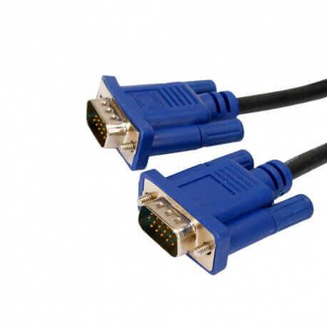 Καλώδιο σύνδεσης Jasper VGA M/M 5m