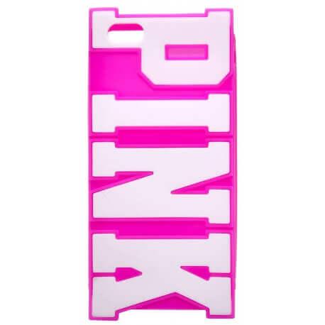 Θήκη Σιλικόνης Ancus Pink για Apple iPhone 6 Plus/6S Plus Ρόζ